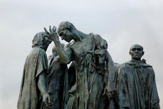 Bourgeois Calais Rodin